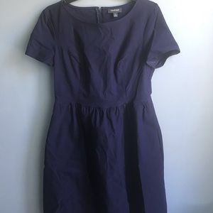 ModCloth blue dress EUC